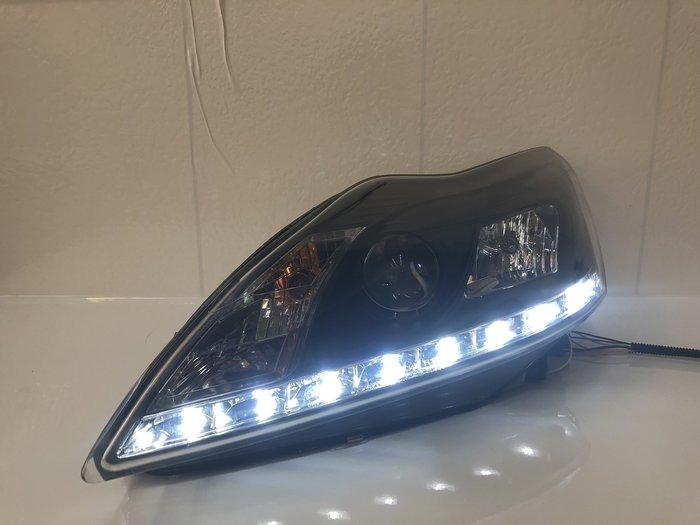 炬霸科技 FOCUS MK2.5 LED 魚眼 大燈 頭燈 淚眼 R8 08 09 10 11 12 車燈 透鏡 馬達