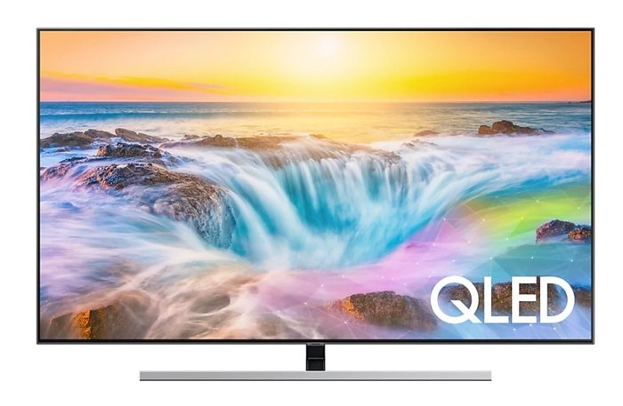 【昌明視聽】 SAMSUNG 75吋 QA75Q80RAWXZW QLED金屬量子電視 QA75Q80 來電(店)可減價