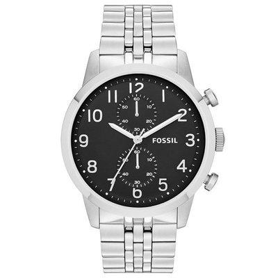 [手錶特賣]全新正品FOSSIL FS4875 原價6000元 特價1900元(錶徑44)