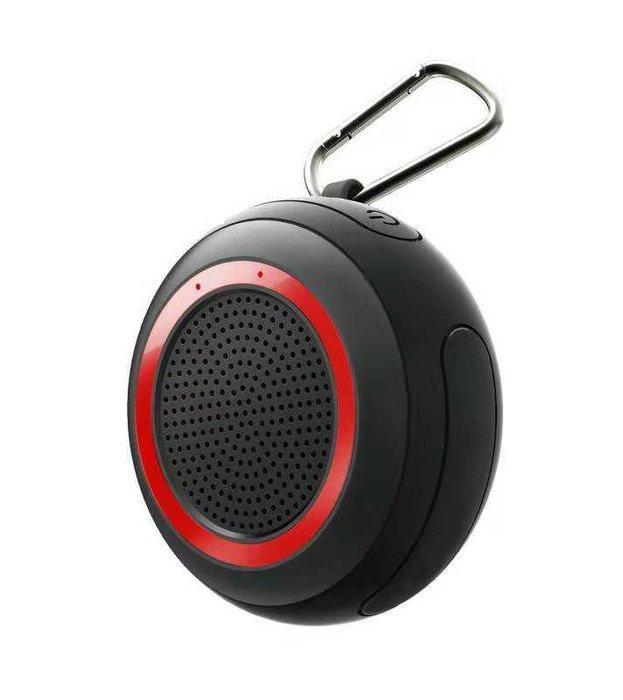日本牌輕便型迷你7級防水藍牙喇叭 音箱 戶外無線喇叭 防水喇叭音響 手機喇叭 mp3播放 可插SD存儲卡