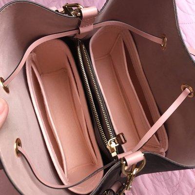 適用于lv水桶包中包內膽內袋收納19新款包neonoe內撐內襯定型收納整理包