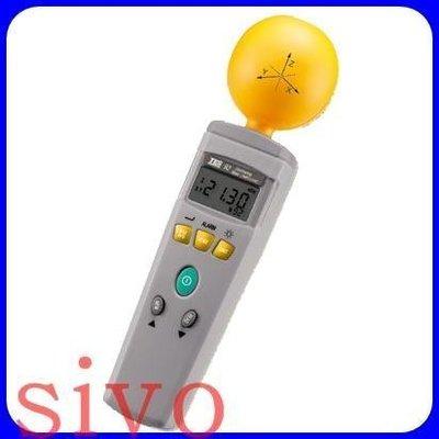 ☆SIVO電子商城☆泰仕TES-92/TES92 高頻電磁波測試計 三軸 電磁波 微波爐 基地台 無線網路 3G ☆SI