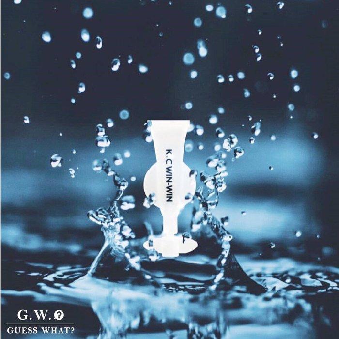 GW 免運 K.C Win-Win 【前導飛彈水】  富勒烯熬夜霜 專診保濕凝膠 女人我最大 快速出貨 熬夜必備