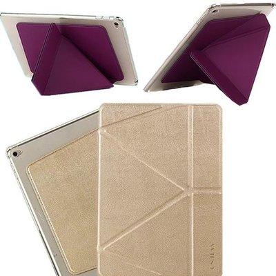 【Insist】iPad Air2保護套蘋果air1外殼軟膠套ipad6創意折疊支架iPad5皮套