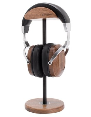 Wood Headphone Stand - 高級原木耳機掛架 - T0105