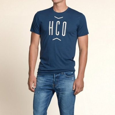 HOLLISTER 短袖T恤 323-243-1371-020  MY-麋鹿嚴選 官網全新正品 AF  HCO 海鷗