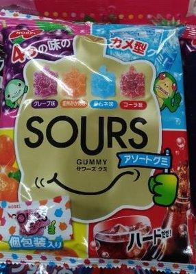 諾貝爾Sours綜合軟糖~買多優惠