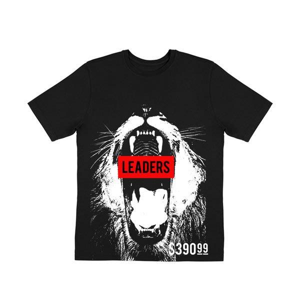 【HYDRA】THATSHITCRAY OVERPRICED SERIES ANIMAL LEADERS 豹 獅子 短T