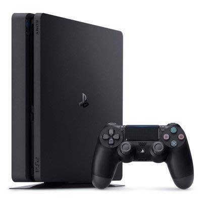 PS4 主機 黑色 500G主機  (含原廠基本配件)5.50以上