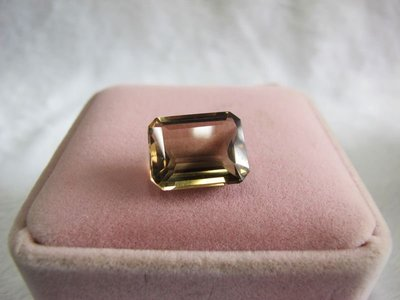 二手舖~ NO.74 茶晶 水晶 裸石 寶石
