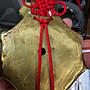 銅雕劍獅吊飾