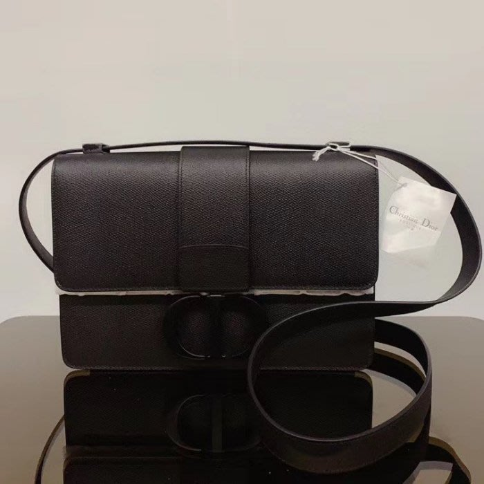 Dior 30 Montaigne 蒙田包 限定款 黑