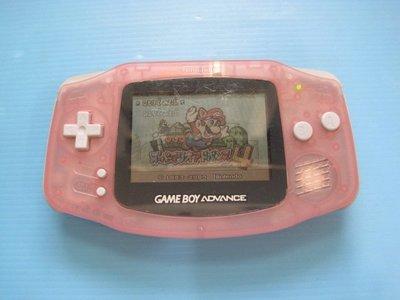 GAME BOY Advance 彩色遊戲主機 -使用操作功能正常