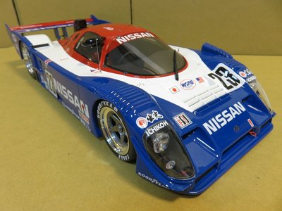 =Mr. MONK= 1/12 Kyosho Nissan R91 CP