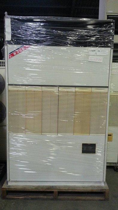 (大台北)中古東元10RT水冷箱型機3φ220V(編號:TE1051103)