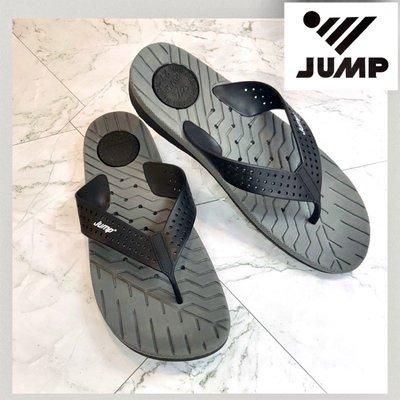 【沅陵商城】JUMP將門排水夾腳拖鞋