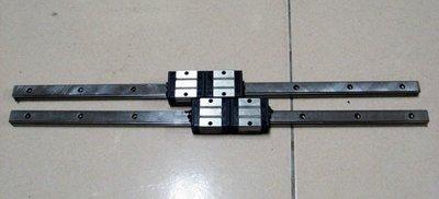 NSK 型號 LS15 滑軌( 滾珠螺桿 滑台 線性滑軌  定位控制器 伺服馬達 自動化控制 )