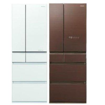 國際牌500L六門日本原裝變頻冰箱 NR-F503HX 另有NR-F504HX NR-F554HX NR-F604HX