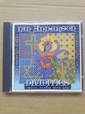 Ian Anderson-Divinities: Twelve Dances with God(Jethro Tull)