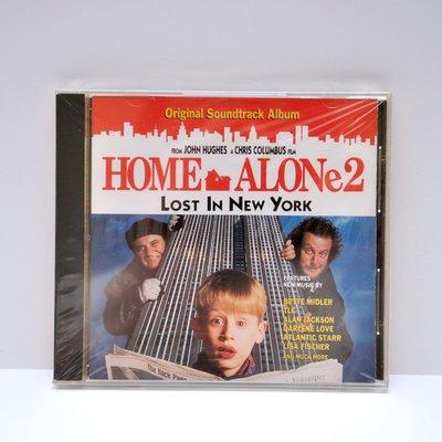 收藏出售 美國進口 小鬼當家2 紐約迷途記 電影原聲帶 Home Alone 約翰威廉斯 John Williams