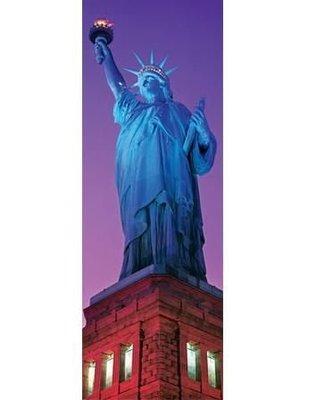 (藝)德國拼圖原裝進口拼圖 HEYE 1000片拼圖 美國紐約 自由女神像 29605