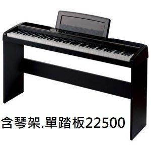 田田樂器-KORG  SP-170S (黑色)全新庫存特價出清
