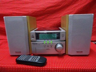 ~【白姫の部屋】~ Panasonic 國際牌 SA-PM01 中床頭音響 單片CD AUX 電台 AM FM 附遙控器