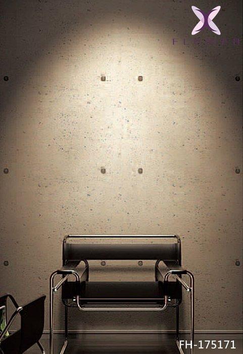 【夏法羅 窗藝】日本進口 石材 文化石 清水模 灰泥 水泥 SOHO 工業風LOFT 仿真仿建材壁紙 FH-175171