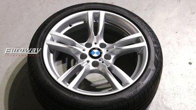 優路威 BMW F30 原廠M版18吋鋁圈 400M F31 F32 F34 E90 F10 F36 405M RAYS