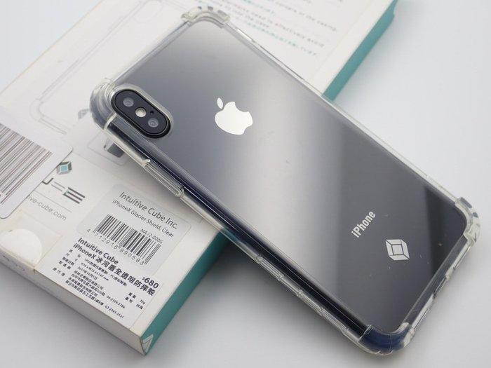 泳 出清價 Intuitive Cube iPhone 蘋果IPHONE X XS 5.8吋 冰河盾保護殼 氣囊防護