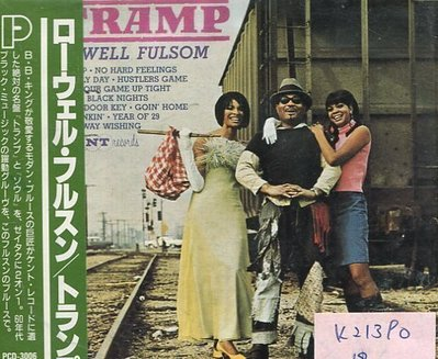 *真音樂* LOWELL FULSON / TRAMP & SOUL 日版 二手 K21390