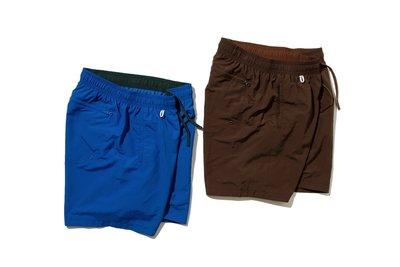{ POISON } DeMarcoLab RIPSTOP BAGGY SHORTS 反光褲頭 面料防水 寬鬆運動短褲