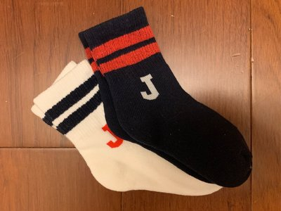出清JANIE AND JACK厚款嬰兒襪 12-24
