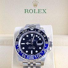 勞力士 Rolex GMT Master II 126710 BLNR 藍黑圈 藍針珠帶 (香港行貨 888 ) (2019年新款)