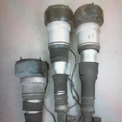 賓士W221  S300 350 正原廠氣壓避震器