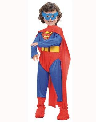 【洋洋小品兒童超人服裝BB56】萬聖節服裝聖誕節服裝動漫英雄舞會派對角色扮演服裝道具聖誕節服裝蝙蝠俠美國隊長蜘蛛人