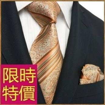男士領帶配件-質感桑蠶絲率性大氣55g7[獨家進口][巴黎精品]