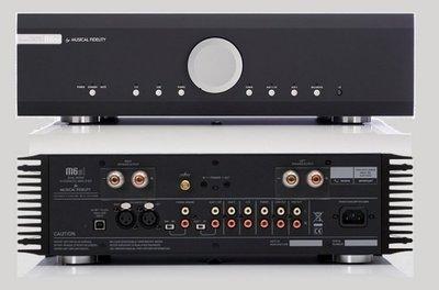 英國Musical Fidelity M6si 綜合擴大機......原價175000,特價中!劇院可以Bypass 銀/黑兩色可選