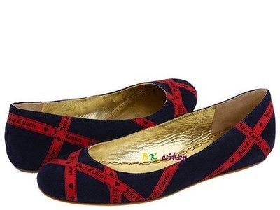 【美衣大鋪】☆ JUICY COUTURE 正品☆Robbin 美麗好穿平底鞋