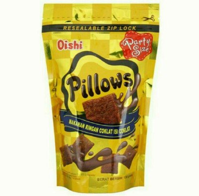 菲律賓 Oishi 爆漿巧克力/1包/150g