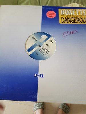 Roxette 單曲黑膠 dangerous