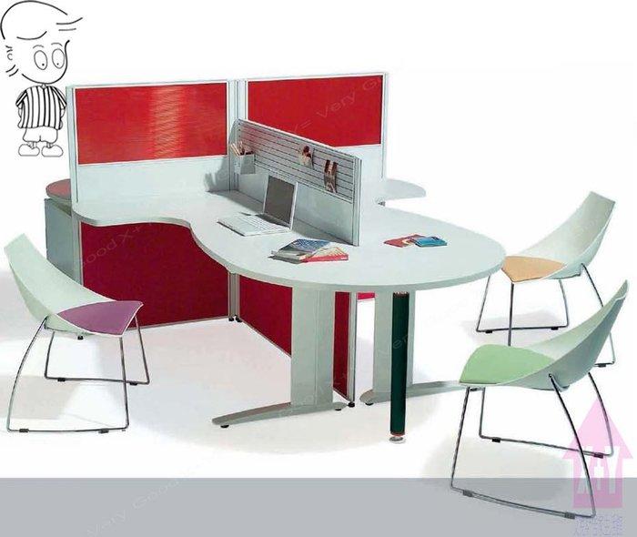 【X+Y時尚精品傢俱】OA屏風隔間系列- 2.5cmOA薄型屏風.可搭配辦公桌或桌板使用.台南OA辦公傢俱