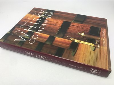 威士忌 原文書 The Single Malt Whisky Companion