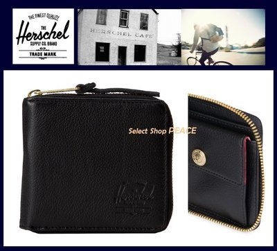 Herschel Supply Co. 加拿大【現貨】短夾 Walt Wallet Leather