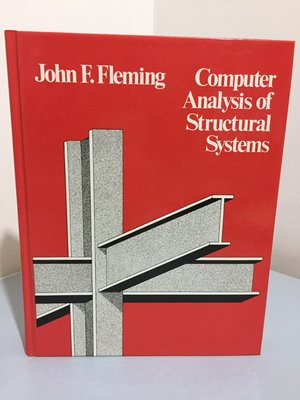 F5-9《好書321KB》Computer Analysis of Structural Systems/大專用書