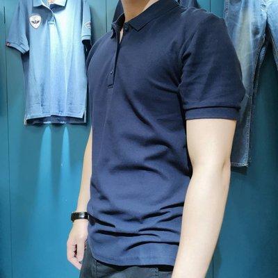 ✻美人魚的秘密✻MP-2886 春夏 男仕 短袖POLO杉 質感素色 優良棉質 舒適 男性 合身 微寬鬆