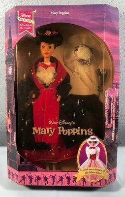 迪士尼Mary Poppins歡樂滿人間芭比娃娃 瑪麗包萍 愛‧滿人間 非愛麗絲小美人魚凡妮莎美女與野獸冰雪奇緣2艾莎