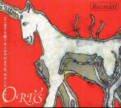 K - ORI'S - Recorded - 日版 - NEW