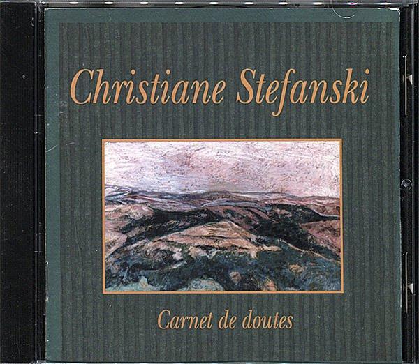 【塵封音樂盒】Christiane Stefanski - 被調查的日記 Carnet De Doutes