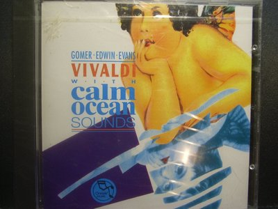 Gomer Edwin Evans-Vivaldi with calm ocean sounds(全新未拆)